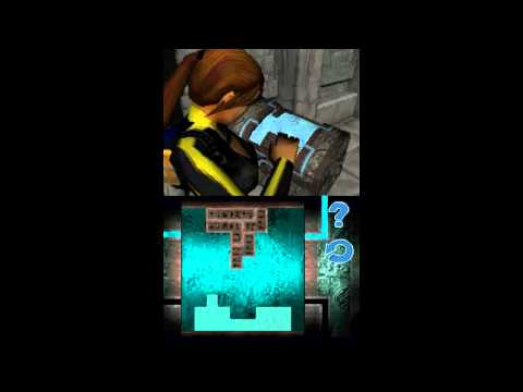 tomb raider underworld nintendo ds walkthrough