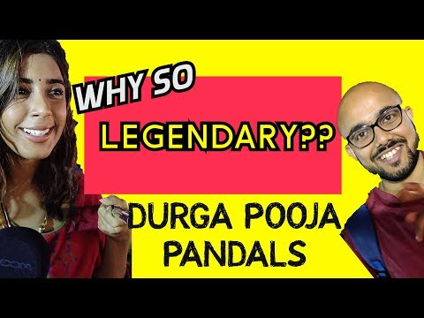 Durga pooja Pandal, Bangalore !