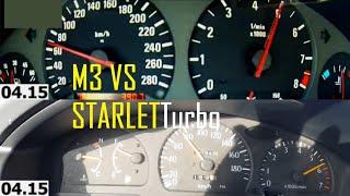 Starlet Turbo v2.0 top speed ir 0-100km/h rekordai, launch control, flat shift, keli atnaujinimai