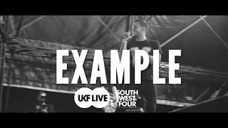 UKF at SW4 Festival 2013 - Example
