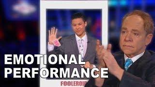 Kevin Li makes Teller Tear up | Penn and Teller: Fool Us