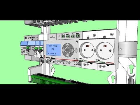 INSTALLATION ELECTRIQUE NOUVELLES NORMES C15-100 COMMENT FAIRE  ?
