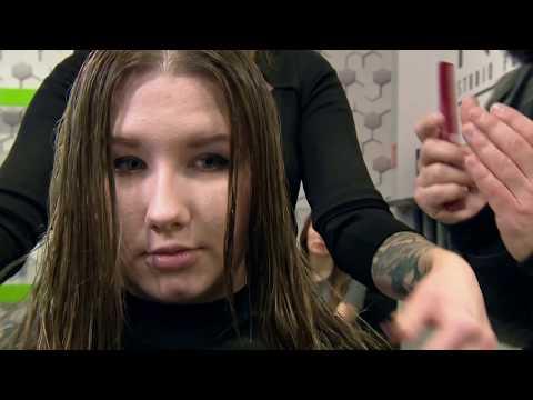 Kruchy wypadanie włosów