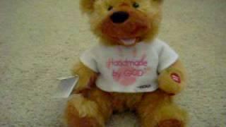 Kayleigh's Handmade by God Teddybear