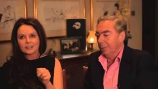 Sarah Brightman and Andrew Lloyd Webber on 25 Years of Phantom of the Opera
