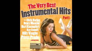 Easy Listening - The Very Best Instrumental Hits Part 1 - 2Hrs Playlist