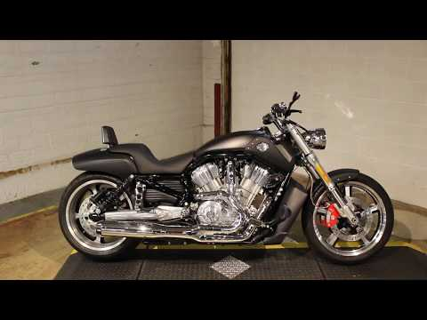 2017 Harley-Davidson V-ROD Muscle in New London, Connecticut - Video 1