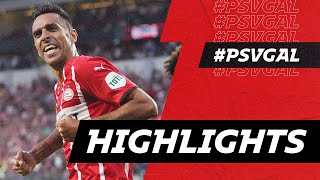 ZAHAVI HATTRICK 🎩 & BEAUTIFUL GOAL GÖTZE 😍 | HIGHLIGHTS #PSVGAL
