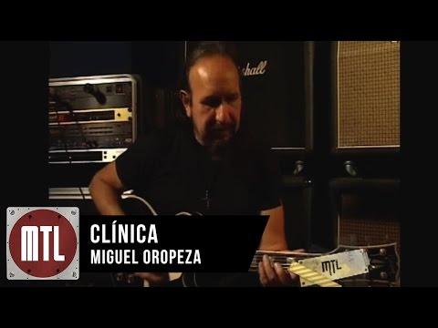 Kamikaze video Miguel Oropeza(Guitarrista) - Técnica MTL - 2009