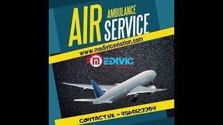 Medivic Aviation Air Ambulance Service in Bokaro