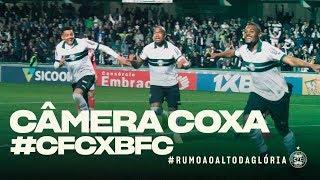 Câmera Coxa - Coritiba 3 x 2 Botafogo