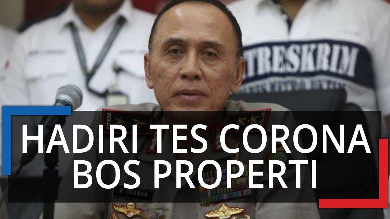 Iwan Bule Diundang ke Rumah Mewah Bos Properti Jerry Lo