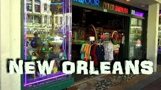 New Orleans, Louisiana - Canal Street