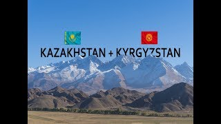 Video blog: Part 4 - Kazakhstan and Kyrgyzstan