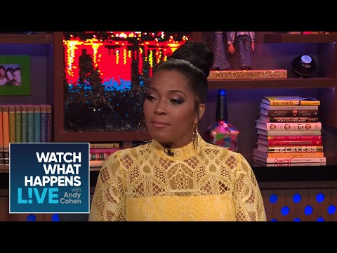 Does Toya Bush-Harris Regret Staying On Curtis Berry' Lap? | WWHL