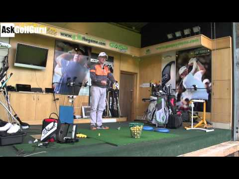 Golf Lesson Blocking and Hooking