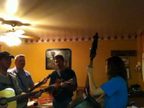 Out of Mind Bluegrass Band, Gone Gone Gone / Always A Lady