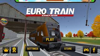 Euro Train Simulator 2017 Full Hack Without Root