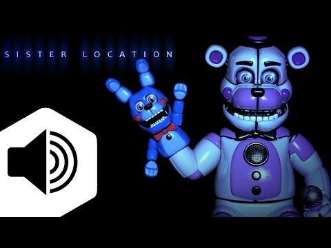 Fnaf Sister Location x Reader One-Shots - Funtime Freddy