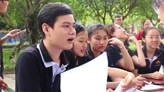 Tân Sinh Viên Trường ĐH KHXH&NV Hoàn Tất Thủ Tục Nhập Học