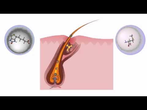 Лечение волос капсулы