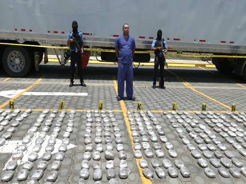 Policía Nacional incauta dinero y droga en León y Managua