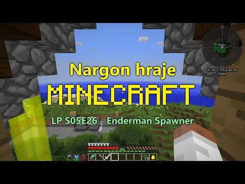 LP S05E26 - Enderman Spawner