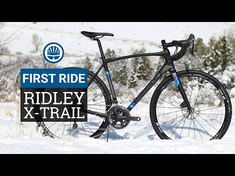 Ridley X-Trail – First Ride