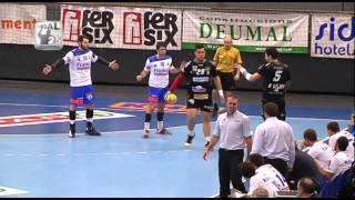 preview picture of video 'Copa del Rey: Fraikin BM. Granollers - ABANCA Ademar León 35 -32'