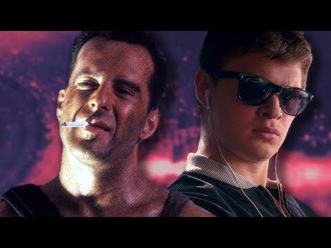 Die Hard (Baby Driver Style!)