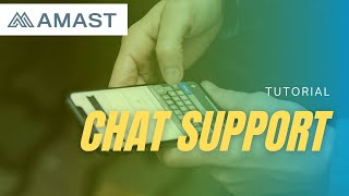 Chat Support Tutorial