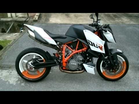 "2011 KTM Superduke 990 R a.k.a ""The Beast"""