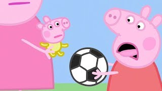 Peppa Pig Français   Coupe du Monde de Football Spéciale! ⚽️🏆   Dessin Animé Pour Enfant #PPFR2018