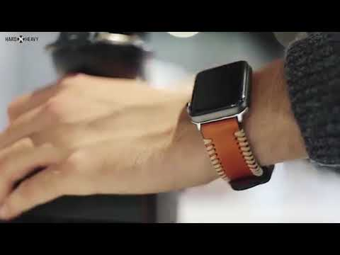 Apple Watch Genuine Leather Band 38mm 42mm Series 2 3 4 5