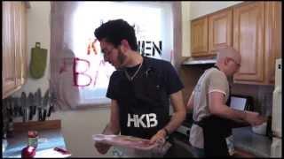 Home Kitchen Battle! Episode 2 Alex Vs. Dave Sandwich Skirmish