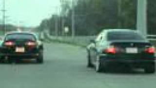 BMW M3 Vs Supra TT