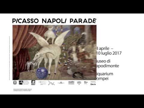 Picasso e Napoli: Parade – video
