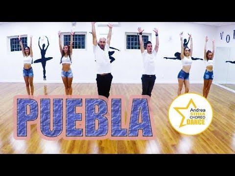 PUEBLA || Alvaro Soler || Coreografia || Balli di gruppo 2019 || Andrea Stella