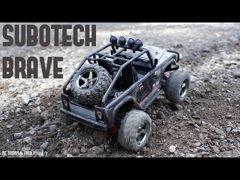 SUBOTECH BRAVE 1/22 4WD Desert Buggy – Full Review