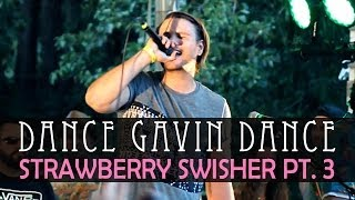 "Dance Gavin Dance - ""Strawberry Swisher Pt. 3"" LIVE! Concerts In The Park 2014"