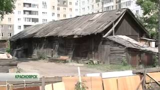 Жизнь в деревянных бараках.mp4
