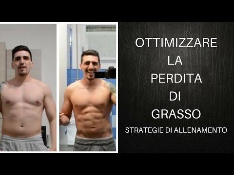 La perdita di peso ha aumentato l attività fisica