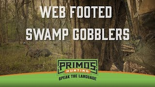 Web Footed Swamp Gobblers