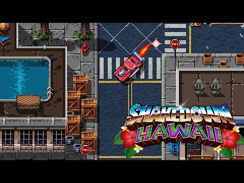 "Shakedown: Hawaii (2019) | ""Hostile Takeover"" Trailer [Nintendo Switch, PS4, PS Vita, 3DS, PC] thumbnail"
