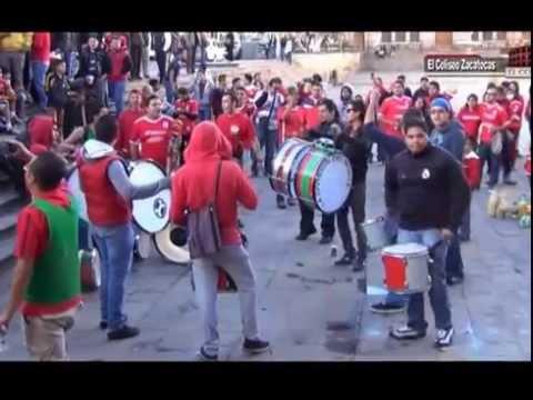 """""""Mineros Y La División Del Norte"""" Barra: División del Norte • Club: Mineros de Zacatecas"""