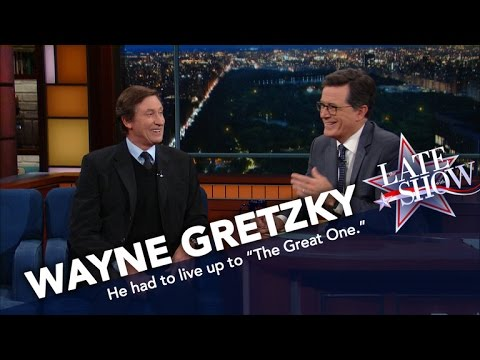 How Wayne Gretzky Earned His Nickname