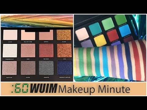 Volcano Goddess is HERE and Dragon Child on SALE! OMG! | Makeup Minute