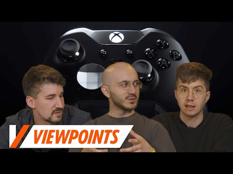 Our Favourite Video Game Controllers