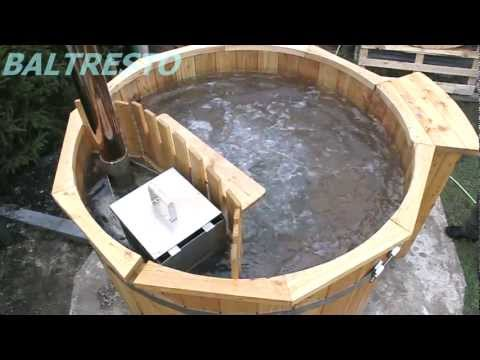 download link youtube wooden hot tub with jacuzzi. Black Bedroom Furniture Sets. Home Design Ideas