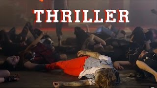 Thriller - Michael Jackson cover by Ky Baldwin